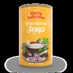 Суп из белых грибов Дейли Делишес