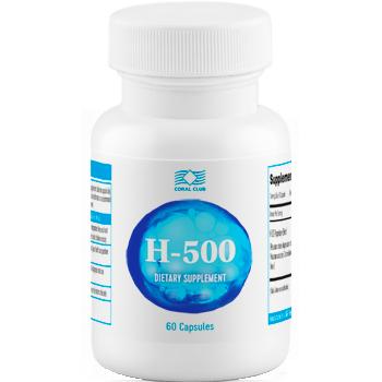 H-500 от Coral Club